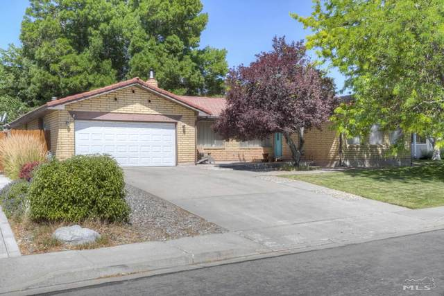 1008 N Richmond Ave, Carson City, NV 89703 (MLS #210010312) :: Chase International Real Estate