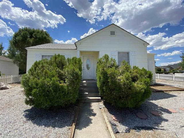 1605 Ordway Ave, Reno, NV 89509 (MLS #210010314) :: Theresa Nelson Real Estate