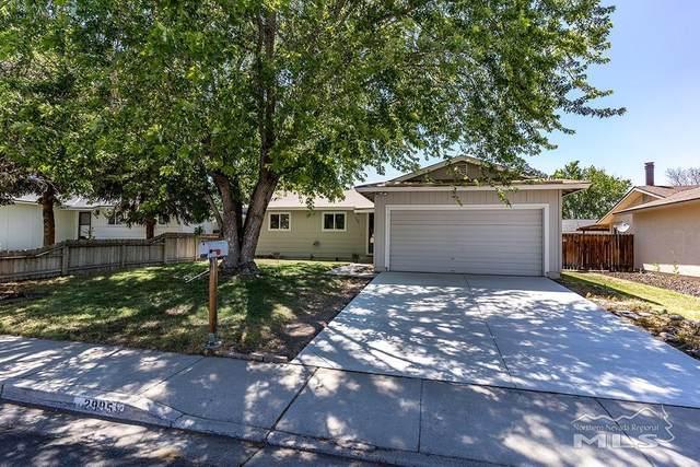 2995 Caballo, Reno, NV 89502 (MLS #210010315) :: Vaulet Group Real Estate