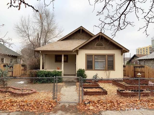 324 E 7th St, Reno, NV 89512 (MLS #210010316) :: Chase International Real Estate