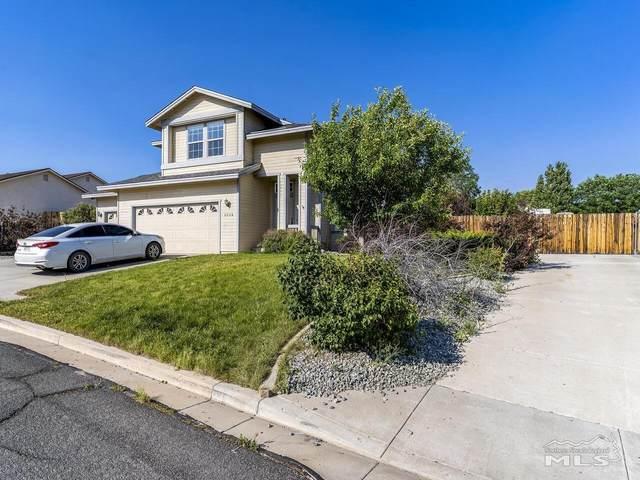 4024 Moriah, Reno, NV 89508 (MLS #210010318) :: Chase International Real Estate