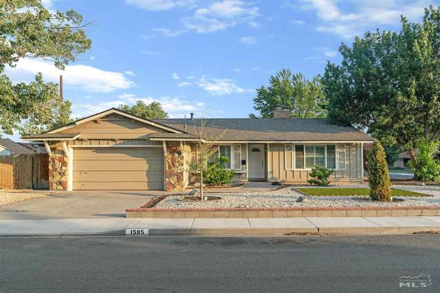 1585 Plymouth Way, Sparks, NV 89431 (MLS #210010319) :: Theresa Nelson Real Estate