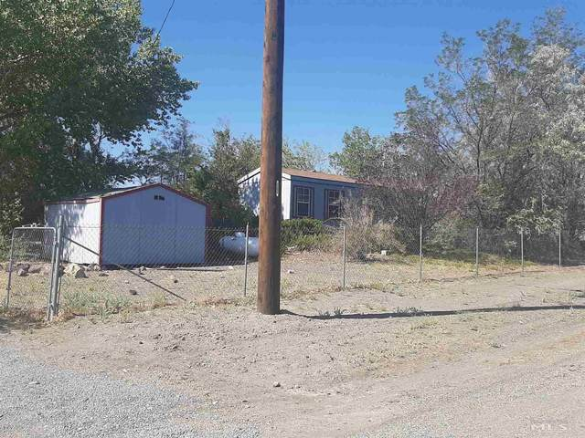 1775 W Green Avenue, Silver Springs, NV 89429 (MLS #210010320) :: Colley Goode Group- eXp Realty