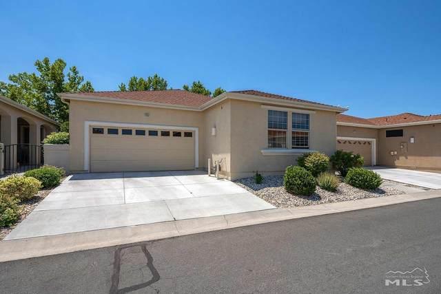 1171 Bandtail, Carson City, NV 89701 (MLS #210010321) :: Vaulet Group Real Estate