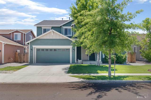 8906 Finnsech Dr, Reno, NV 89506 (MLS #210010341) :: Vaulet Group Real Estate