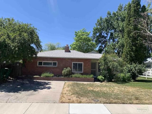 1900 N Division, Carson City, NV 89703 (MLS #210010342) :: Chase International Real Estate