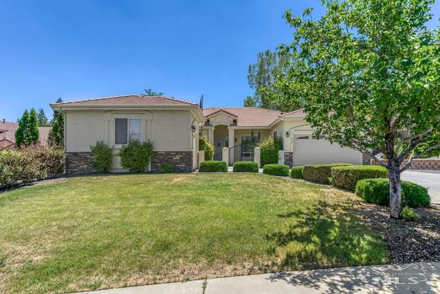 3730 Royer Court, Reno, NV 89509 (MLS #210010358) :: Theresa Nelson Real Estate