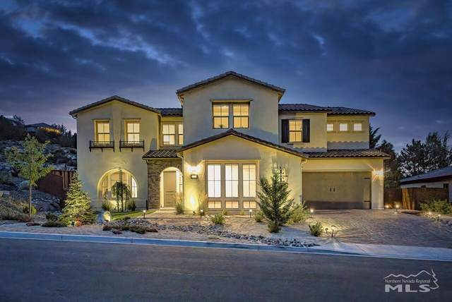 3531 Pinot Noir Drive, Reno, NV 89509 (MLS #210010362) :: Theresa Nelson Real Estate