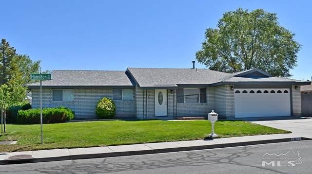 1811 Hamilton Avenue, Carson City, NV 89706 (MLS #210010363) :: Vaulet Group Real Estate