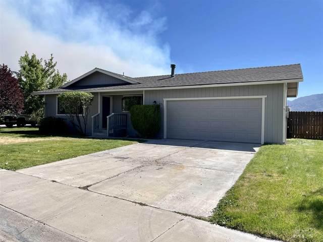 675 Bowles, Gardnerville, NV 89460 (MLS #210010368) :: Chase International Real Estate