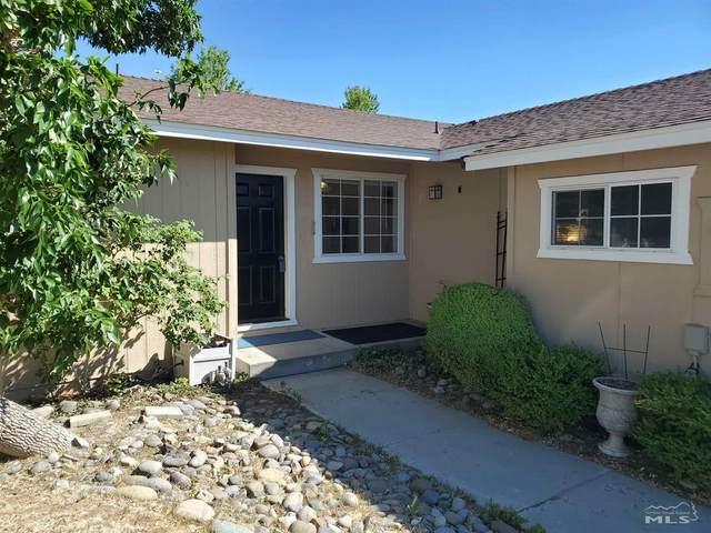 665 Long Valley Rd, Gardnerville, NV 89460 (MLS #210010377) :: Chase International Real Estate