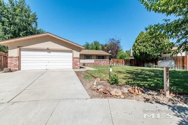 2955 S Escondido Ct., Reno, NV 89502 (MLS #210010380) :: Vaulet Group Real Estate