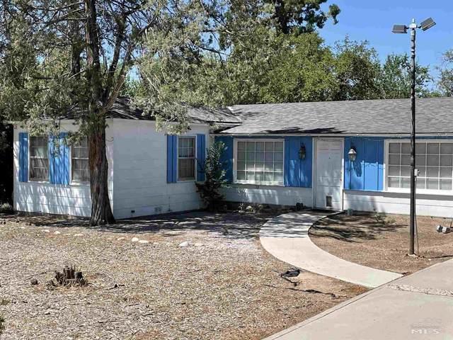 2195 Whitfield Way, Reno, NV 89512 (MLS #210010389) :: Theresa Nelson Real Estate