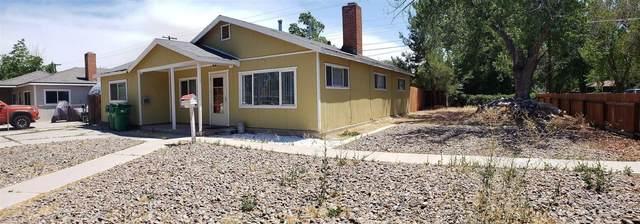 710 Broadway, Reno, NV 89502 (MLS #210010392) :: Colley Goode Group- eXp Realty