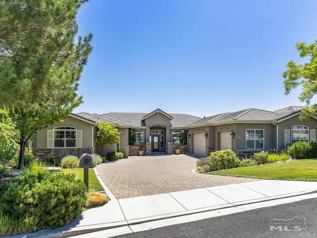 2634 Spearpoint Drive, Reno, NV 89509 (MLS #210010400) :: Theresa Nelson Real Estate