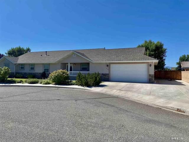 405 Ironwood Ct., Yerington, NV 89447 (MLS #210010413) :: Chase International Real Estate