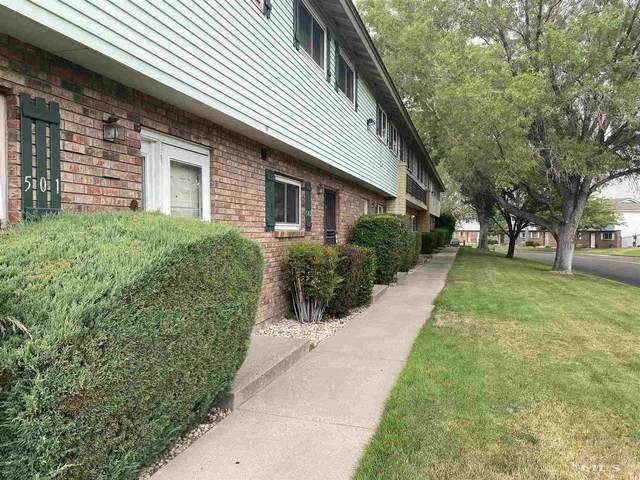 501 Smithridge Park, Reno, NV 89502 (MLS #210010416) :: Vaulet Group Real Estate