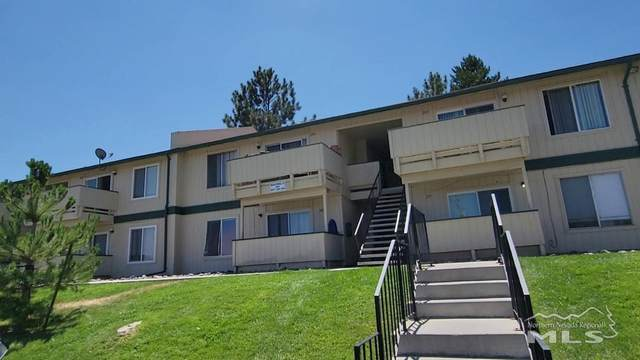 3951 Clear Acre Lane #290, Reno, NV 89512 (MLS #210010417) :: Theresa Nelson Real Estate