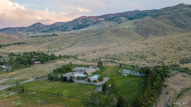 605 Deer Mountain, Reno, NV 89523 (MLS #210010418) :: NVGemme Real Estate