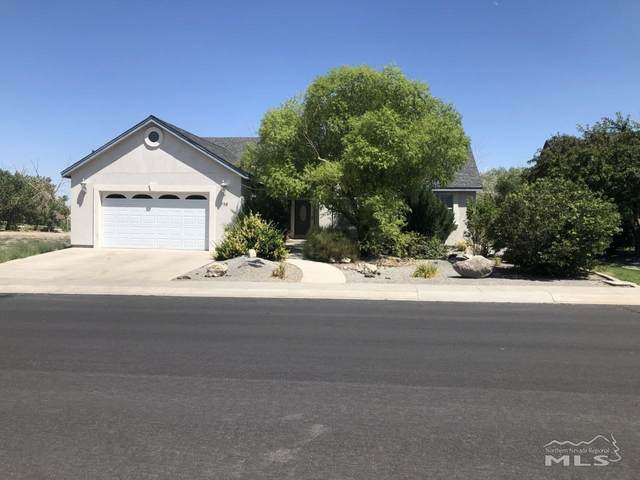 758 Divot Dr., Fernley, NV 89408 (MLS #210010430) :: Colley Goode Group- eXp Realty