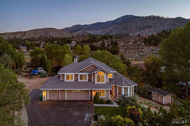 3628 Lakeview Road, Carson City, NV 89703 (MLS #210010432) :: Chase International Real Estate