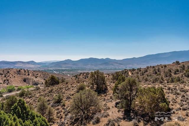 3435 Six Mile Canyon Road, Virginia City, NV 89440 (MLS #210010442) :: NVGemme Real Estate