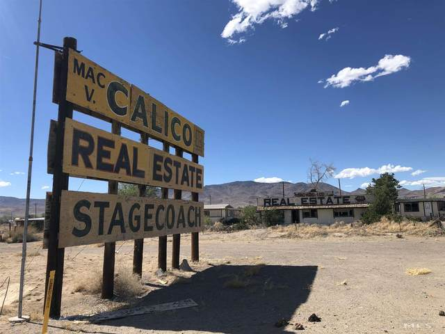 8500 Hwy 50, Stagecoach, NV 89429 (MLS #210010468) :: The Mike Wood Team