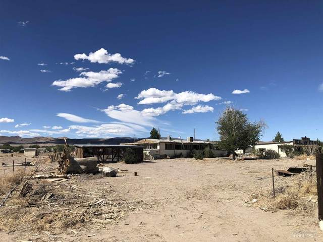 8540 Hwy 50, Stagecoach, NV 89429 (MLS #210010469) :: The Mike Wood Team