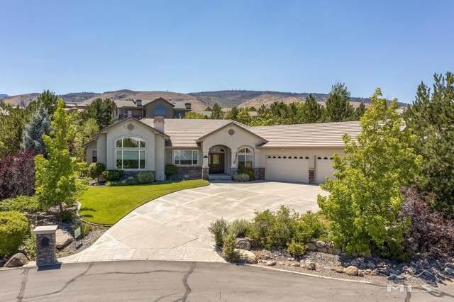 1039 Mountain Air, Reno, NV 89511 (MLS #210010485) :: Morales Hall Group