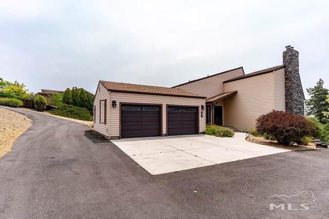 529 E Bonanza Dr., Carson City, NV 89706 (MLS #210010493) :: Vaulet Group Real Estate