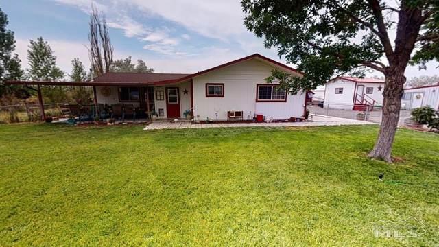 1381 Palomino Rd, Battle Mountain, NV 89820 (MLS #210010495) :: NVGemme Real Estate
