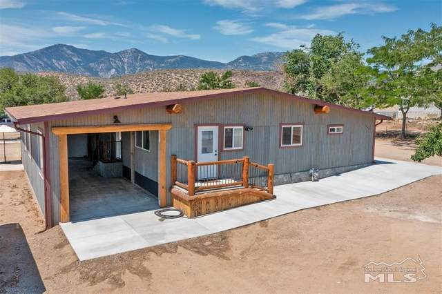 3445 Agate, Carson City, NV 89705 (MLS #210010496) :: Colley Goode Group- CG Realty