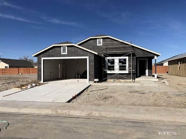 4553 Madison Rd, Fernley, NV 89408 (MLS #210010500) :: Chase International Real Estate