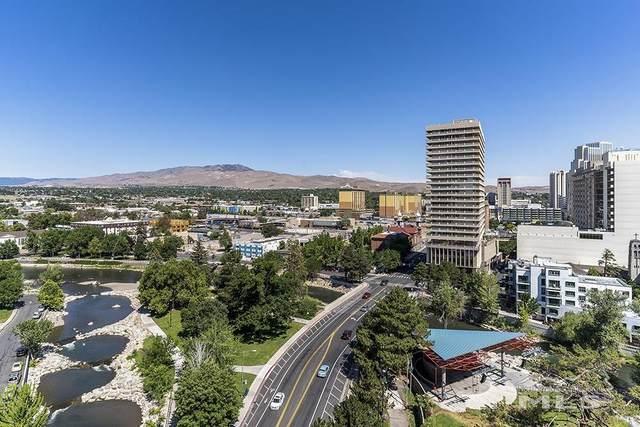 280 Island Ave #1601, Reno, NV 89501 (MLS #210010501) :: Theresa Nelson Real Estate