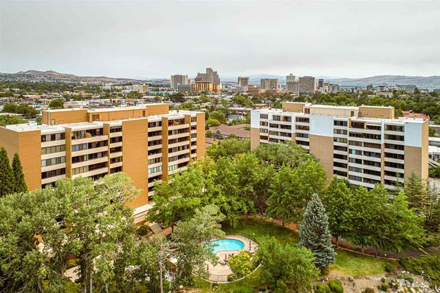 1200 Riverside Dr #1265, Reno, NV 89503 (MLS #210010504) :: Colley Goode Group- eXp Realty