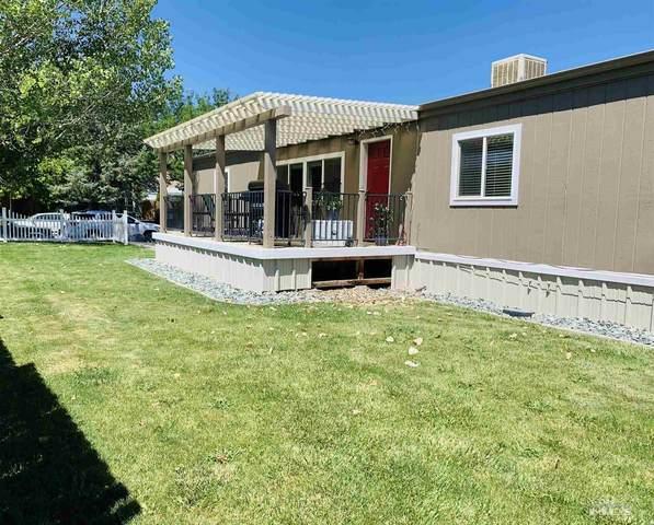 1427 Parkland, Carson City, NV 89701 (MLS #210010518) :: Theresa Nelson Real Estate