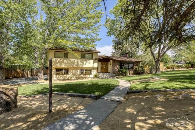 2190 S Marsh Ave., Reno, NV 89509 (MLS #210010525) :: Morales Hall Group