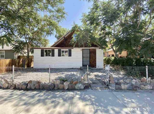 340 4th Street, Sparks, NV 89431 (MLS #210010526) :: Theresa Nelson Real Estate