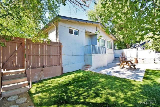 486 Highland Ave, Reno, NV 89512 (MLS #210010527) :: Chase International Real Estate