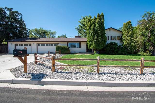 7020 Pembroke Drive, Reno, NV 89502 (MLS #210010529) :: Colley Goode Group- eXp Realty