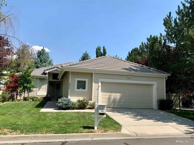 3865 Chinook Creek, Reno, NV 89519 (MLS #210010530) :: The Mike Wood Team
