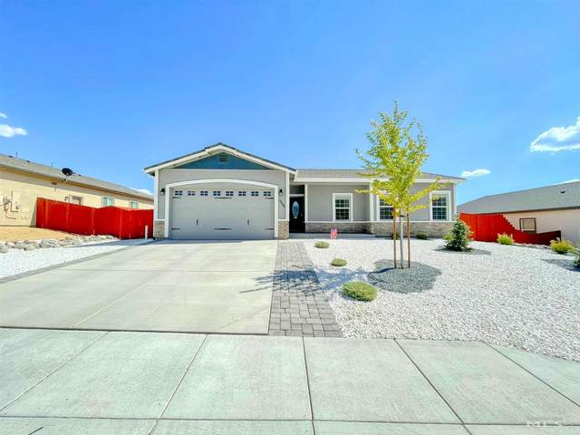 18608 Haskell Peak Ct, Reno, NV 89508 (MLS #210010535) :: Colley Goode Group- eXp Realty