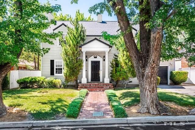 830 Crocker Way, Reno, NV 89509 (MLS #210010546) :: Theresa Nelson Real Estate