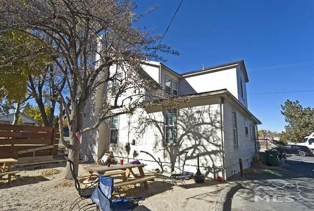 1002 S. Arlington, Reno, NV 89509 (MLS #210010552) :: Theresa Nelson Real Estate