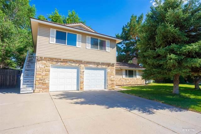 2170 Howard, Sparks, NV 89434 (MLS #210010554) :: NVGemme Real Estate