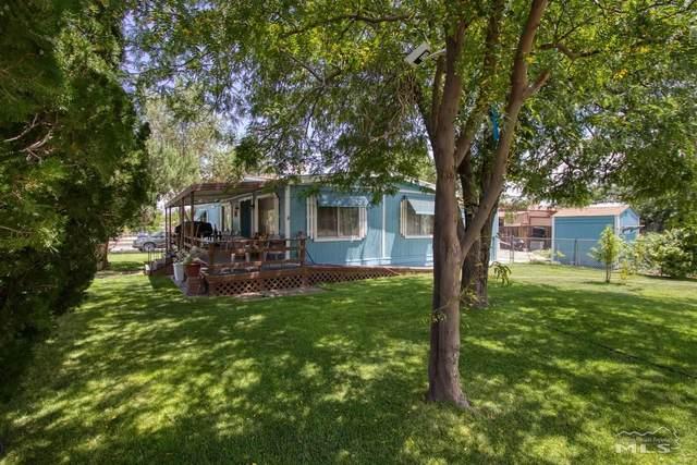 488 First Avenue, Yerington, NV 89447 (MLS #210010555) :: Chase International Real Estate