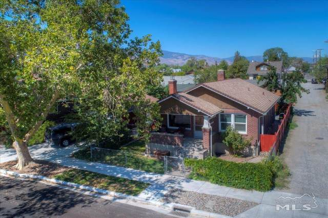 627 Wilson Ave., Reno, NV 89502 (MLS #210010556) :: Colley Goode Group- eXp Realty