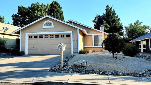 6315 Chesterfield, Reno, NV 89523 (MLS #210010566) :: Theresa Nelson Real Estate