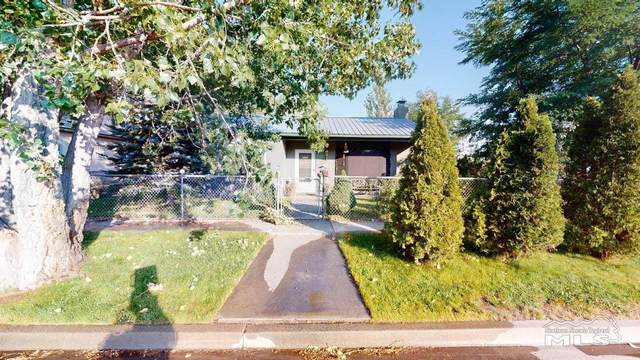 494 S Scott, Battle Mountain, NV 89820 (MLS #210010570) :: NVGemme Real Estate