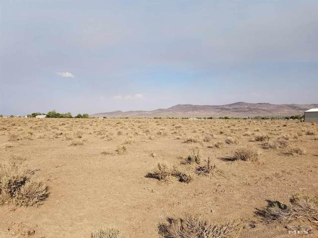 Apn 015-061-09, Stagecoach, NV 89429 (MLS #210010577) :: The Mike Wood Team